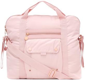 Stella McCartney Baby changing bag with mat