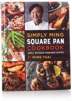 Ming Tsai Simply Ming Simply Delicious Square Pan Cookbook