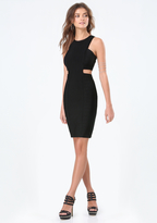 Bebe Brianne Bandage Dress
