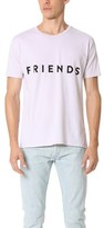 Quality Peoples Friends / Amigos Tee