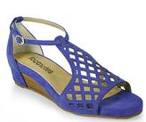 Footnotes Koleta - Cut Out Wedge Sandal
