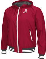 Men's Stadium Alabama Crimson Tide College Black Ice HD Windbreaker Jacket