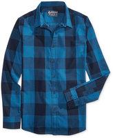 American Rag Men's Powell Plaid Shirt, Only at Macy's