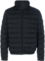 Prada full zip padded jacket