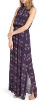 Everly Women's Floral Print Maxi Dress