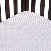 Carter's Mix & Match Tile Fitted Crib Sheet in Grey