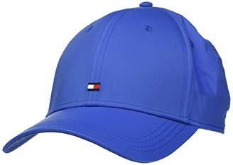Tommy Hilfiger Men's Bb Cap Tailored - Recycled Nylon Baseball,One (Size:)
