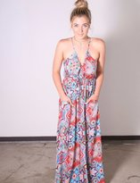Tysa Capri Dress In Looking Glass