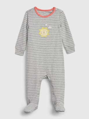 Gap Baby Sun Footed One-Piece