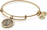 Alex and Ani Initial Y Charm Bangle