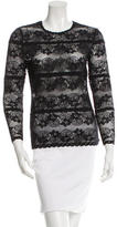 Lover Long Sleeve Lace Top