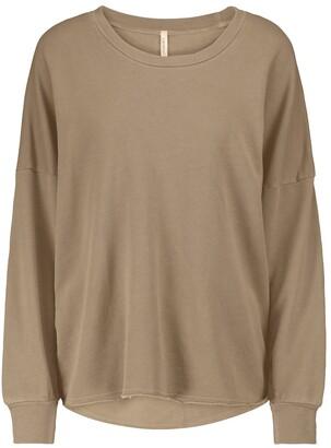 Lanston Porter cotton-blend sweatshirt