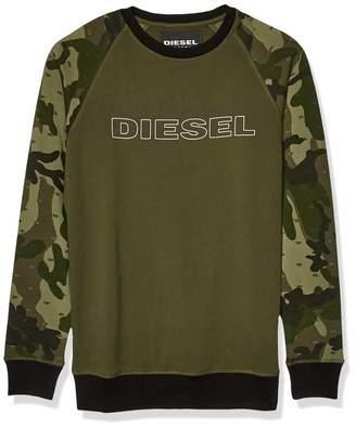 Diesel Men's MAX Sweat-Shirt