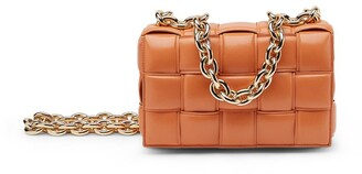 Bottega Veneta The Chain Cassette Cross-Body Bag