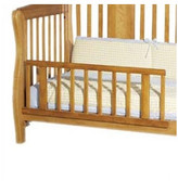 Child Craft Freeport Lifetime Bed Toddler Rail