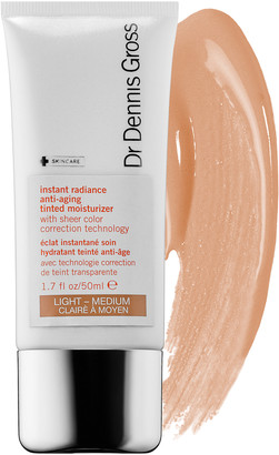 Dr. Dennis Gross Skincare Instant Radiance Anti-Aging Tinted Moisturizer