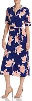Leota Printed Shirt Dress