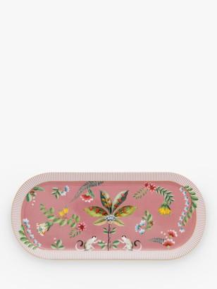 Pip Studio La Majorelle Cake Tray, 33cm, Pink