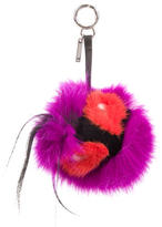 Fendi Oret Bag Bug Charm