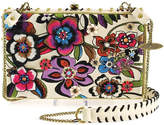 Mary Frances Blossom Embellished Bag