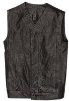 Rick Owens Faun Leather Vest