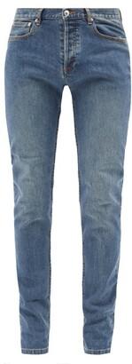 A.P.C. Petit Standard Slim-leg Jeans - Indigo