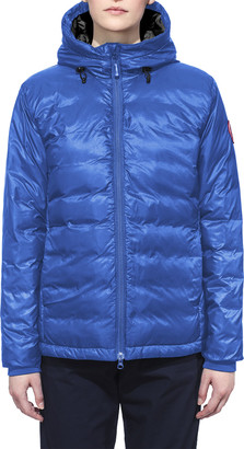 Canada Goose PBI Camp Hooded Packable Puffer Jacket, Royal Blue