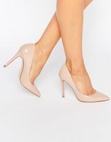 Faith Chloe Pointed Court Shoes