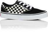 Vans Asher Checkers Laceup Sneaker
