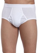 Dockers Big-Tall Fly Front Brief, 3-Pack