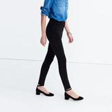 """Madewell 9"""" High-Rise Skinny Jeans in Velvet"""