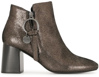 See by Chloe Side-Zip Boots