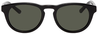 Han Kjobenhavn Black Timeless Sunglasses