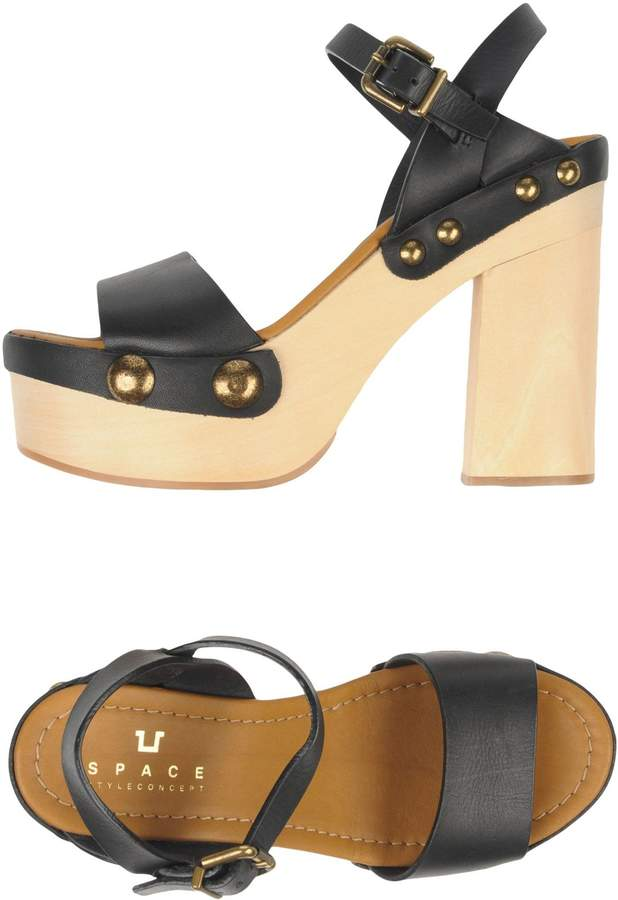 Space Style Concept Sandals - Item 11314212