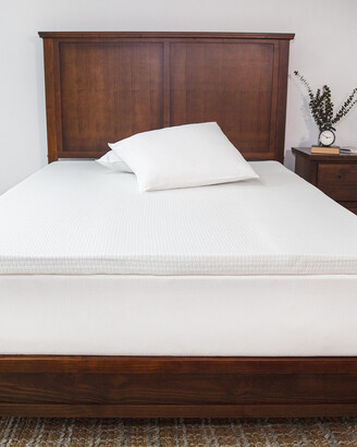 Sensorpedic 2In Majestic Ventilated Memory Foam Mattress Topper
