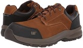 Caterpillar Resolve Low Composite Toe (Brown Nubuck) Men's Lace up casual Shoes