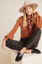 AG Jeans The Stevie Velvet High-Rise Skinny Jeans
