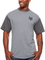 Zoo York Short Sleeve Crew Shirt-Big and Tall