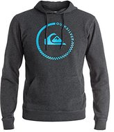 Quiksilver Men's Everyday Active Check Hoodie