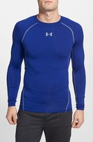 Under Armour Men's Heatgear Compression Fit Long Sleeve T-Shirt