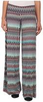 Stetson 9574 Aztec Print Full Leg Knit Pant