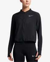 Nike Running Dri-fit Bomber Jacket