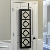Wayfair Riley Wall-Mount Jewelry Armoire