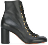Chloé Miles ankle boots - women - Leather - 36