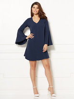 New York & Co. Eva Mendes Collection - Estera Bell-Sleeve Dress