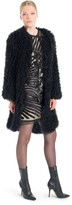 Max Studio Appliqued Ribbon Bonaz Lace Dress