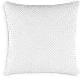 "Surya Faux Leather Decorative Pillow, 20"" x 20"""