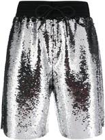 Golden Goose sequin-embellished shorts