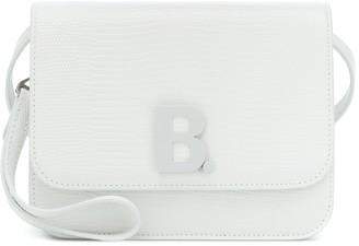 Balenciaga B. Small leather shoulder bag