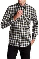Billy Reid Graham Long Sleeve Standard Cut Shirt